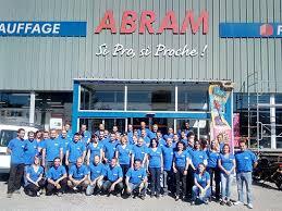 Equipe ABRAM lors de l'anniversaire des 160 ans en 2016